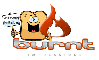 Burnt Impressions Brand Novelty Toasters