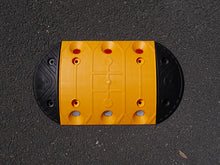 "Load image into Gallery viewer, Individual Yellow Speed Bump Center Pieces L13.75"" x W9.8"" x H1.9"""