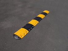 Load image into Gallery viewer, Speed Bumps All Sizes, Fully Modular Alternating Yellow & Black