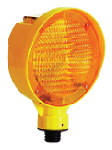 Solar LED Hazard Lights