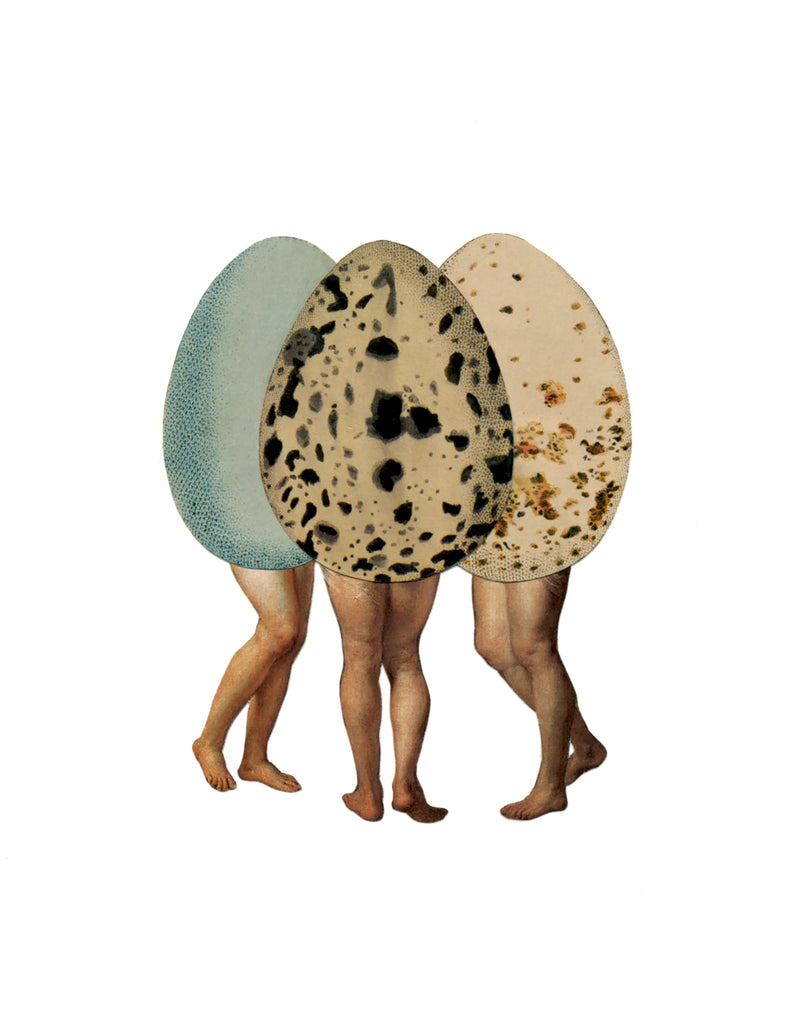 Three Graces (Eggs)