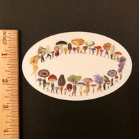 Fairy Ring sticker