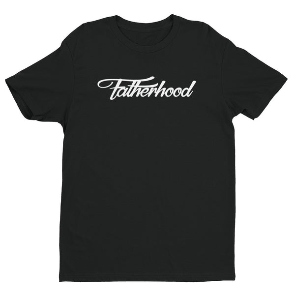 Fatherhood men's t-shirt
