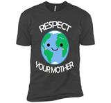 Respect Your Mother Earth Day 2017 T-shirt  - mother's day