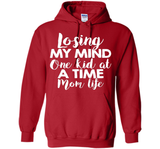 Losing My Mind One Kid At A Time T-Shirt Mother's Day  - mother's day