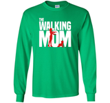 The Walking Mom TShirt  - mother's day