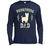 Yorkshire Dog Gift Yorkshire Dad Shirt Fathers Day Dog Lover