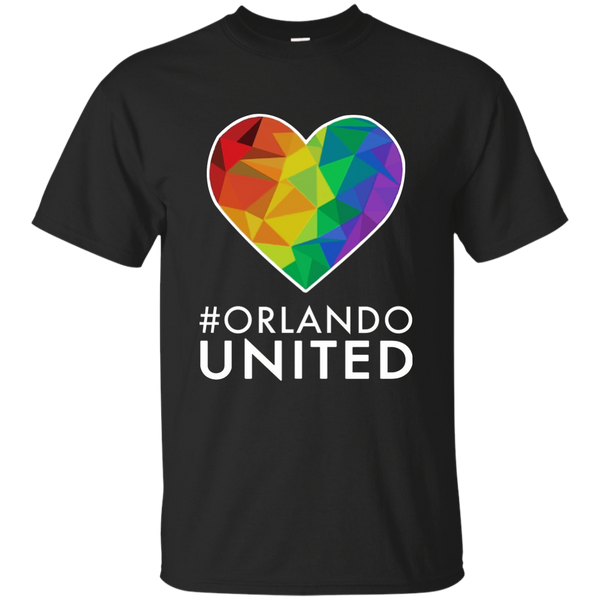 Orlando United - Be Strong Orlando T-shirt Custom Ultra Cotton T-Shirt