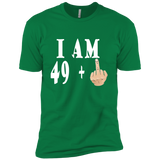 50th Birthday Vintage Made in 1967 Gift ideas Man T shirt Next Level Premium Short Sleeve Tee