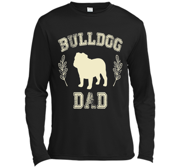 Bulldog Dad Shirt Dog Lover Father's Day Gift for Him