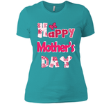 Happy Mother's Day T-shirt Cute T-shirt Mother's Day  - mother's day
