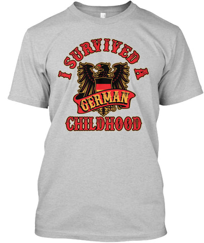 Limited Edition German Childhood Shirt