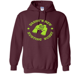 Funny Daddys New Hunting Buddy T-shirt Father's Day Gift