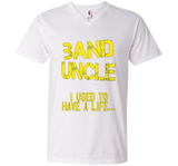 Funny Band Uncle I Used To Have Life T-shirt Fathers Day