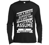 Funny Brain Surgeon T-shirt DR Fathers Day Birthday Gift