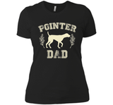 Pointer Dog Gifts Pointer Dad Shirt Father's Day Dog Lover