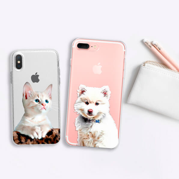 Custom Pet Phone Cases