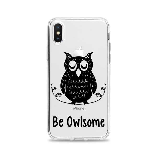 Owl Phone Case for iPhone and Samsung Galaxy