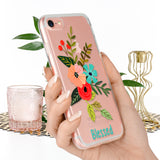 Blessed Bouquet Phone Case