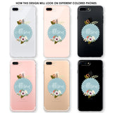 Blooming Bouquets Phone Case
