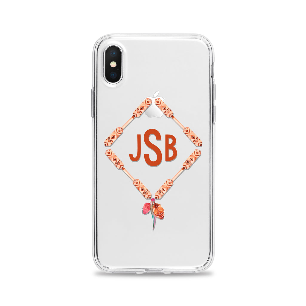 Boho Diamond Phone Case