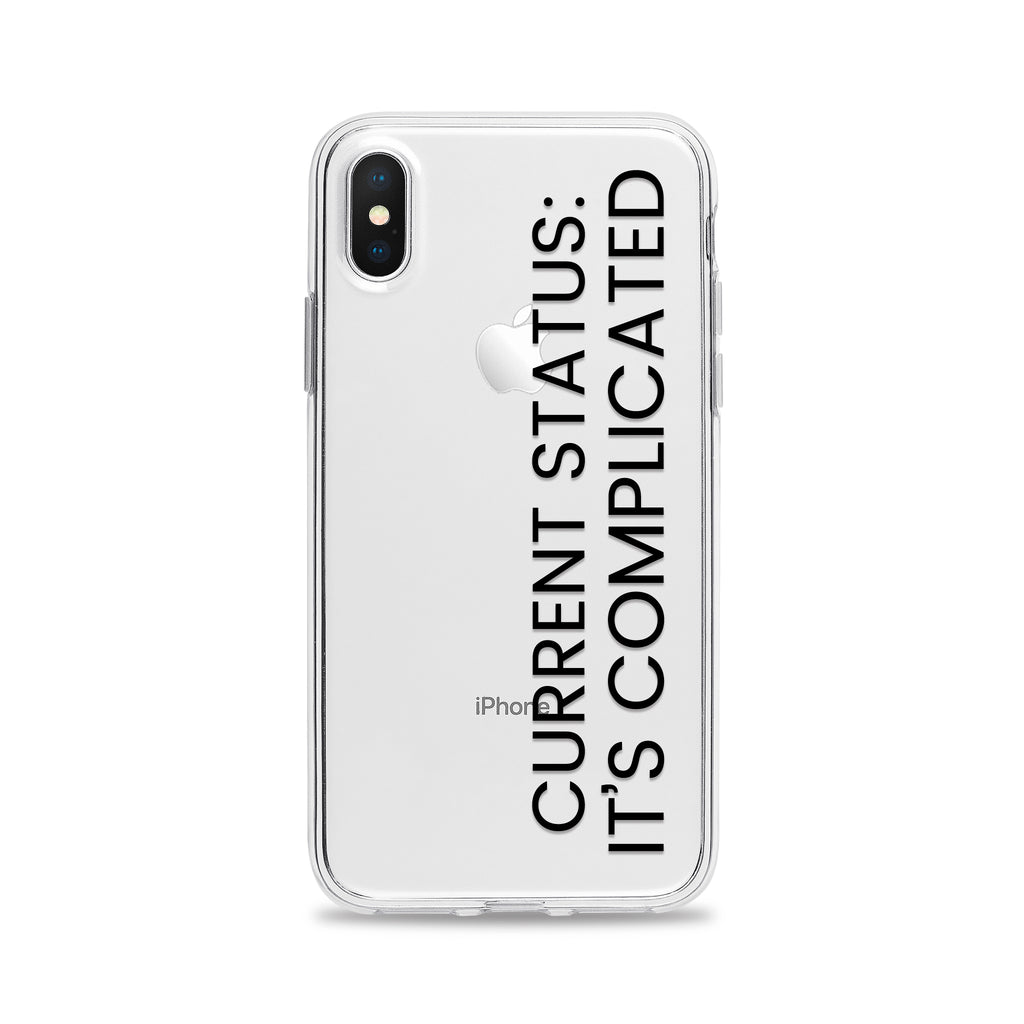 Current Status Phone Case