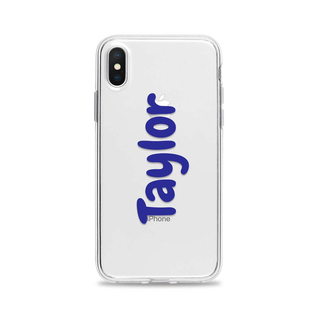 Custom Text Taylor Font Phone Case