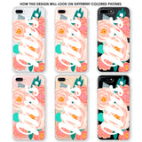 Floral Mrs Phone Case