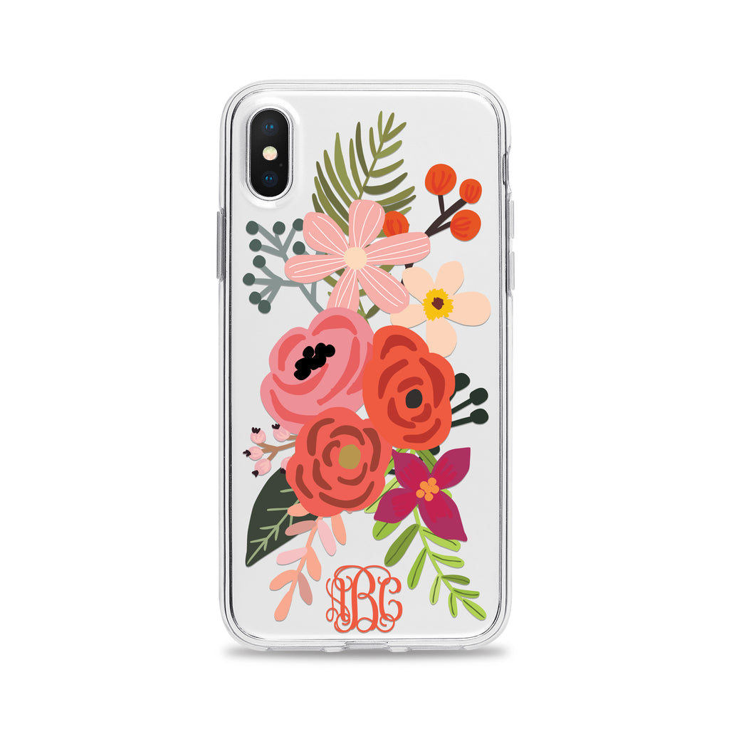 Garden Bloom Phone Case
