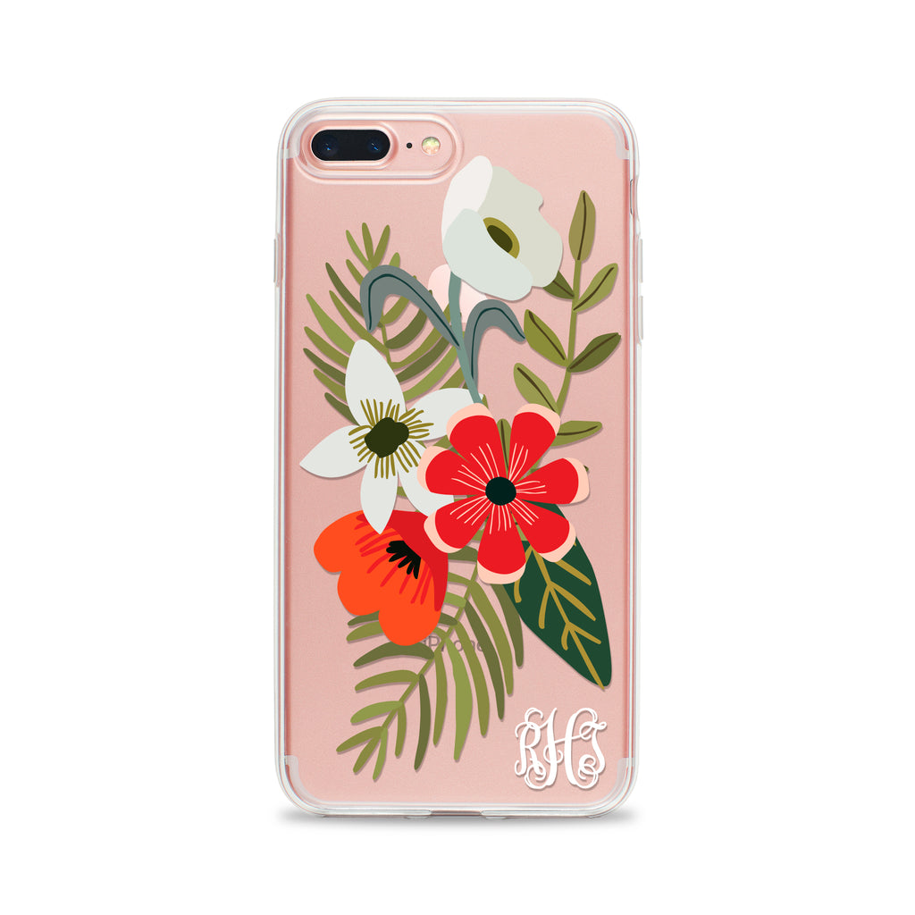 Gardenias Phone Case