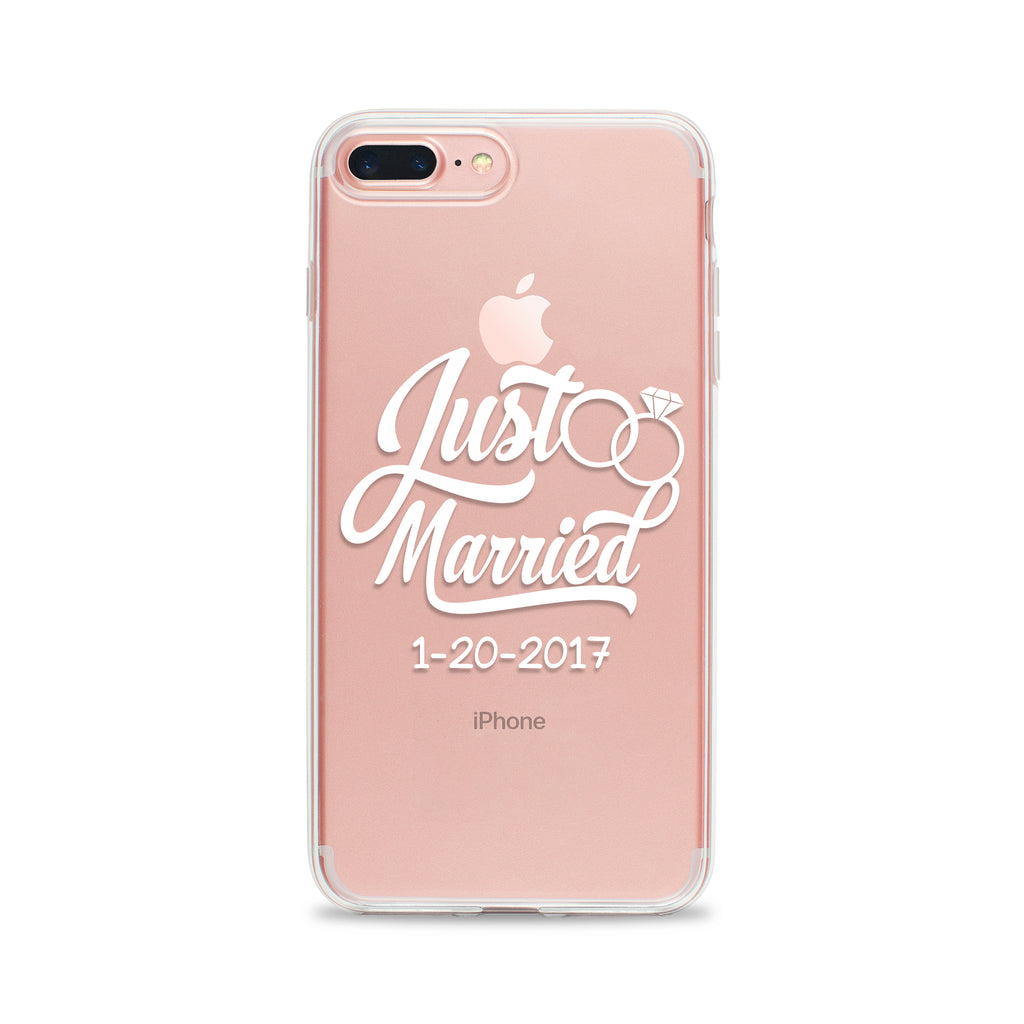 Just Married Phone Case