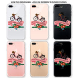 Keep Pedaling Phone Case