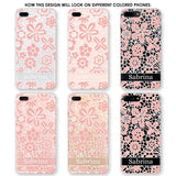 Lacy Wildflowers Phone Case