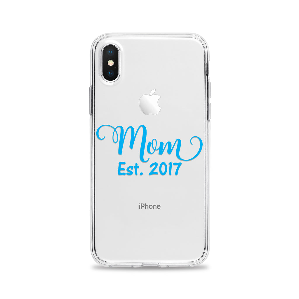 Mom Established Phone Case