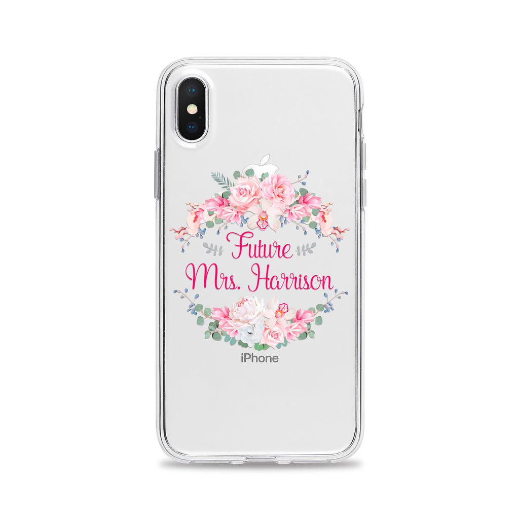 Peonies Wedding Phone Case