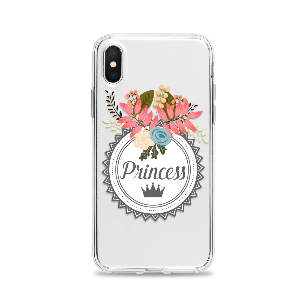 Princess Florals Phone Case