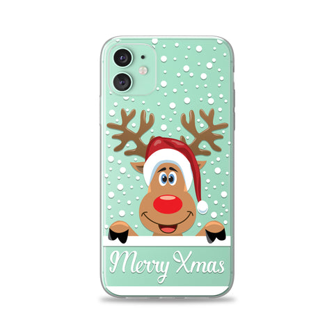Reindeer Cheer Phone Case