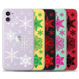 Snowflakes Phone Case