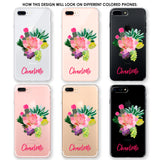 Succulent Bloom Phone Case