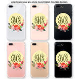 Sunshine Flowers Phone Case