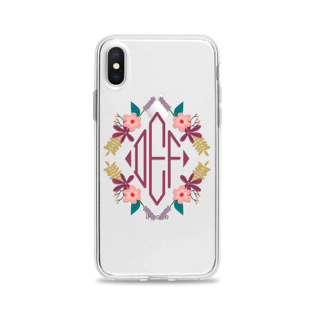Tropical Diamond Phone Case