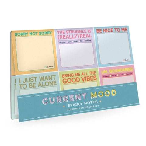 postive and fun message on sticky notes for girls