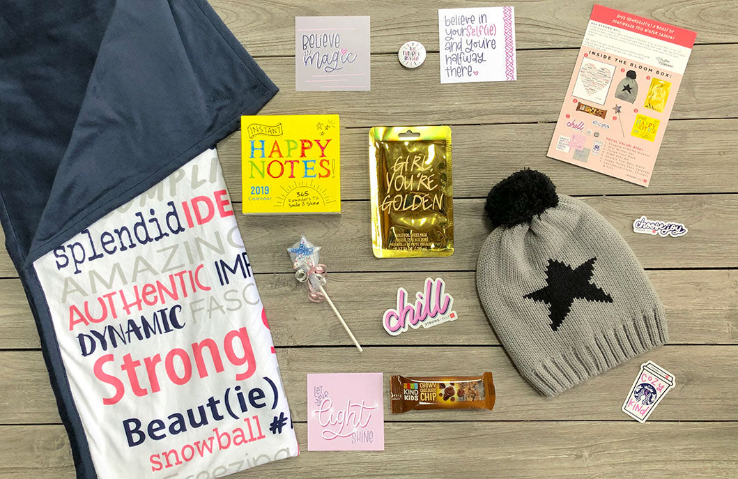 Winter 2018 Subscription Box for Teens