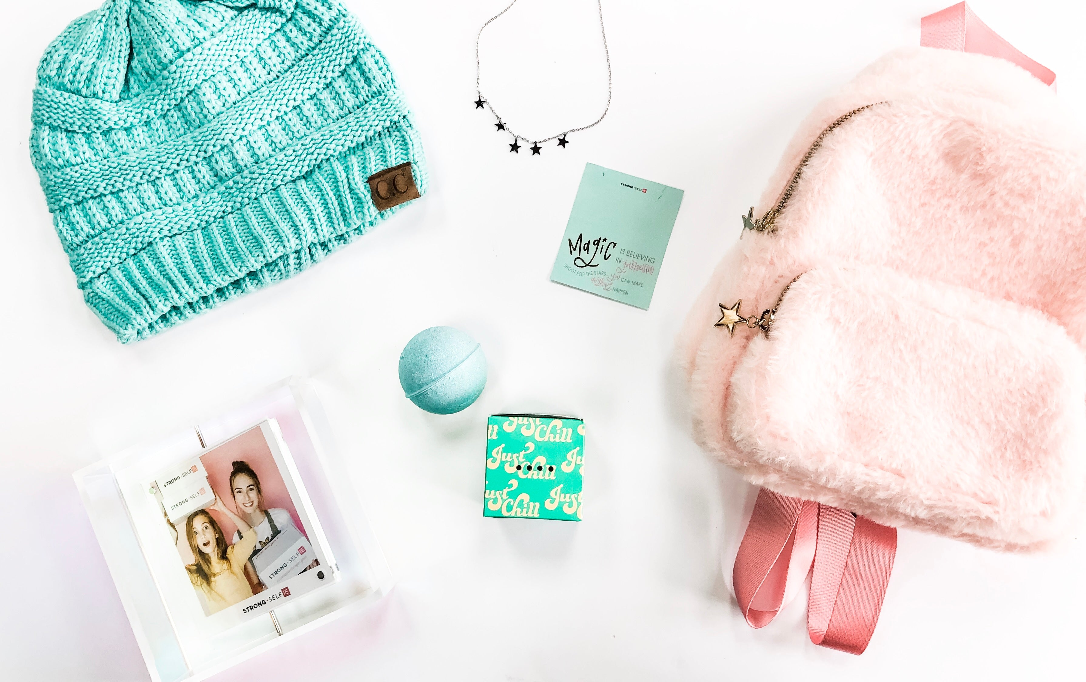 Winter 2019 Subscription Box for Teens