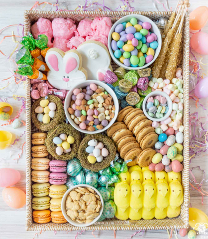 easter candy board