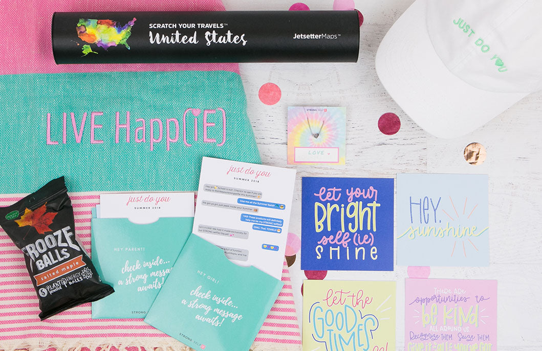 Summer 2018 BLOOM(box)