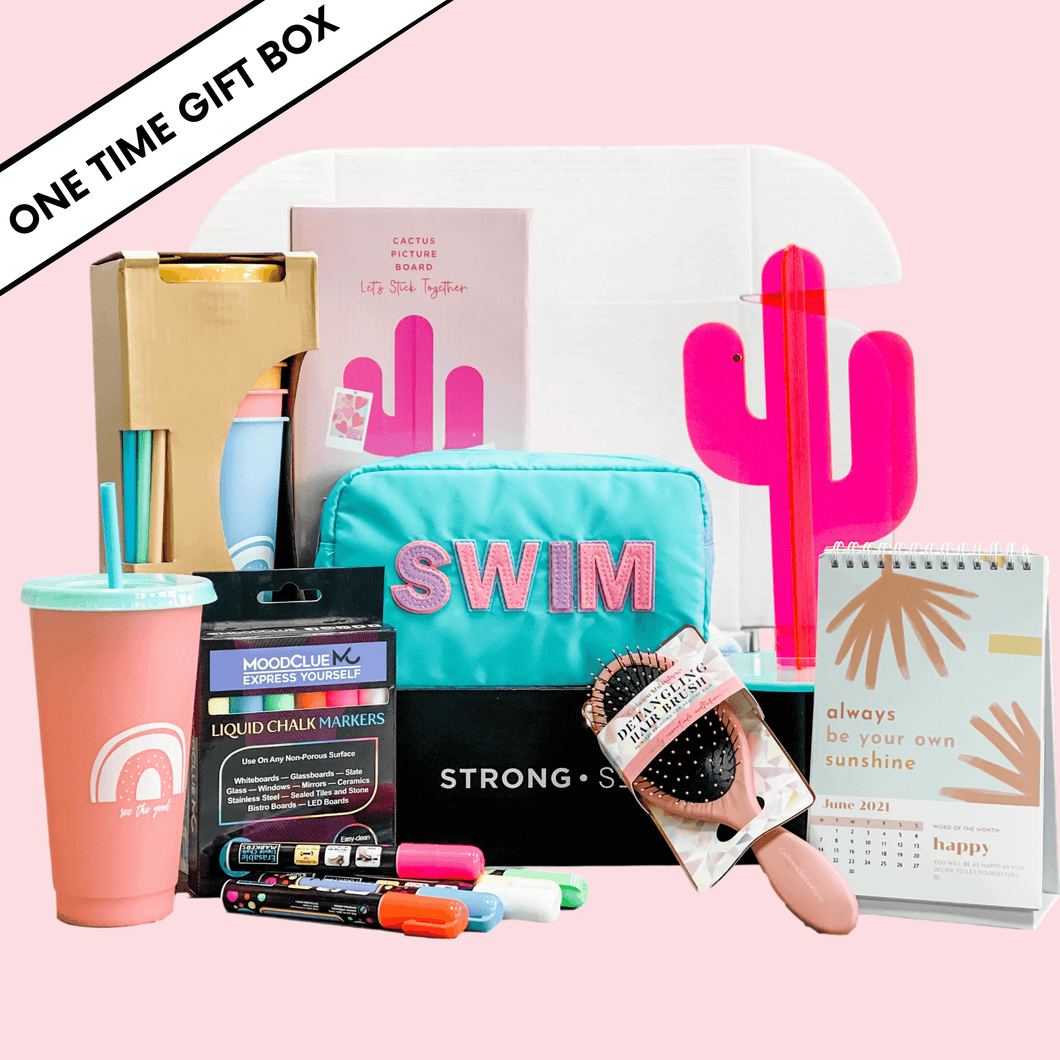 SUMMER STATE OF MIND -ONE TIME GIFT BOX