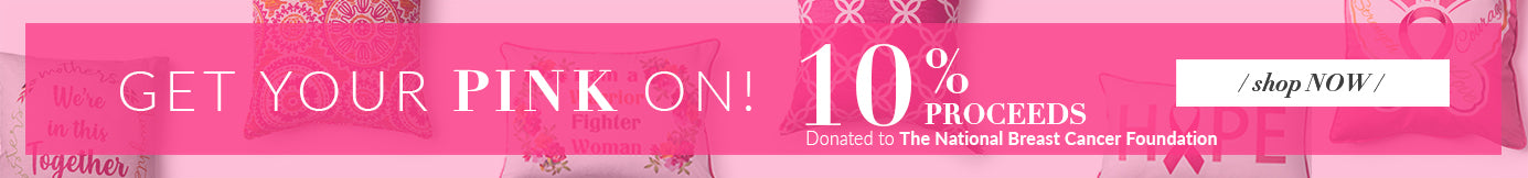 10% Donated To The National Breast Cancer Foundation