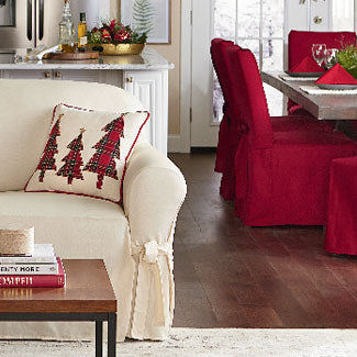 Slipcovers Furniture Covers Pillows Home Furnishings