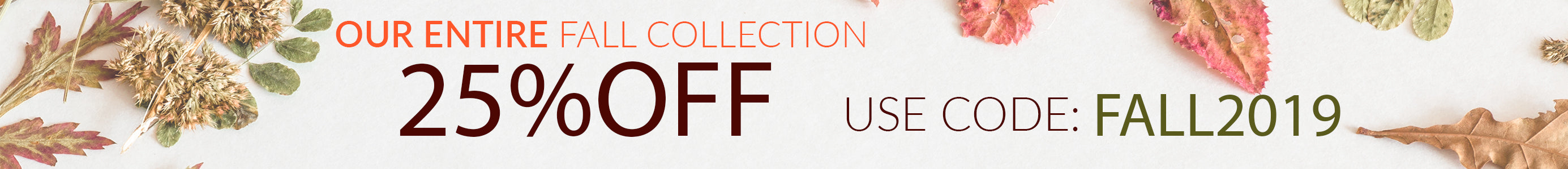 SureFit Home Decor - Fall Collection